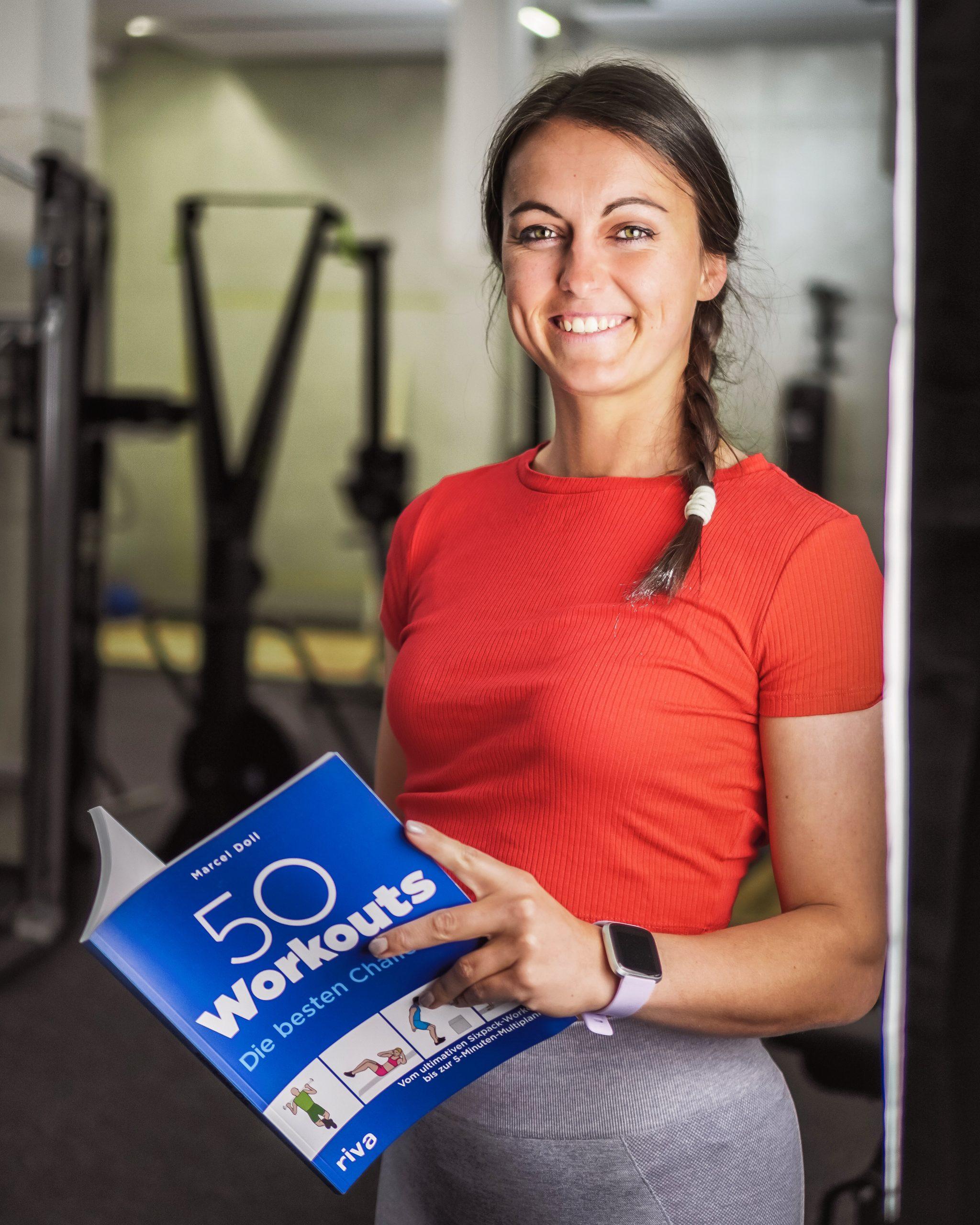 Hannah Köck Personal Trainer ALPENGAINS