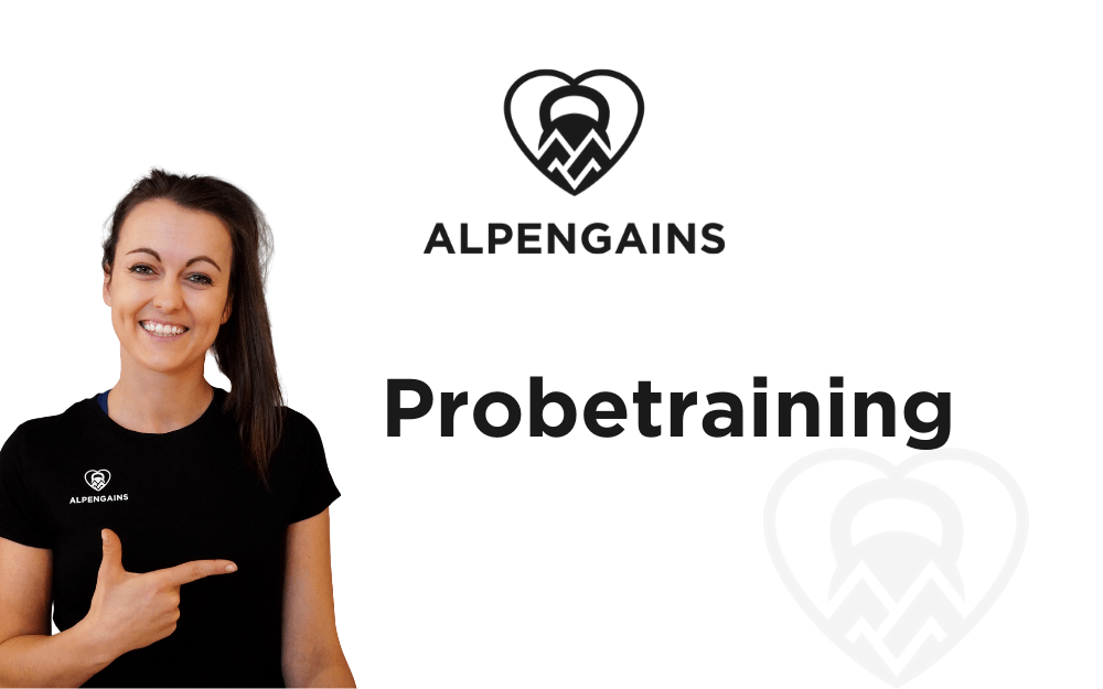 Probetraining ALPENGAINS 2